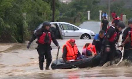 Поплави ширум Србија, евакуација во некои делови од земјата