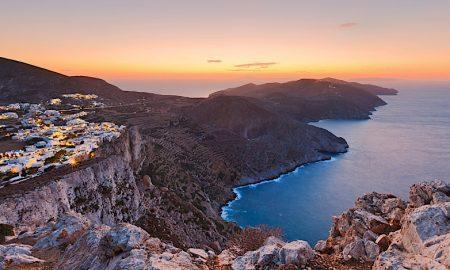 Фолегандрос - едно од најубавите неоткриени грчки островчиња