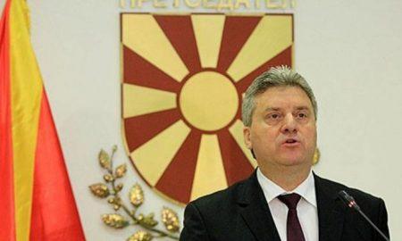 Иванов: Договорот со Грција е штетен и нема да го потпишам