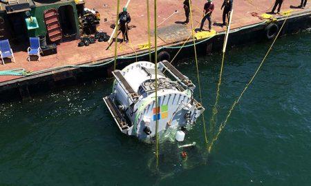 """""""Мајкрософт"""" тестира подводен центар за податоци"""
