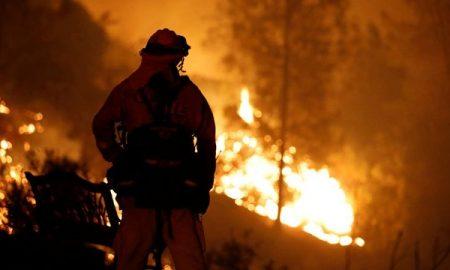 Пожарот во Калифорнија продолжува да се шири