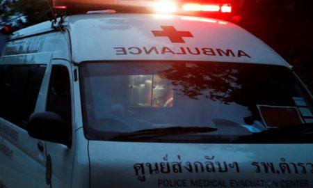 Спасени четири од 12-те деца заглавени во пештерата во Тајланд