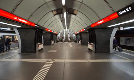 Во виенското метро, бесплатен дезодоранс против жештините
