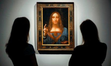 """""""Лувр Абу Даби"""" го одложи прикажувањето на сликата Спасител на светот"""