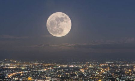 Кина ќе лансира вештачка месечина заради осветлување на цел град